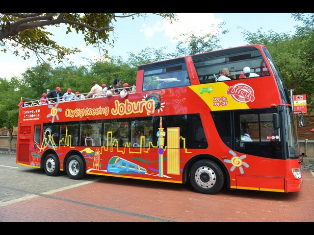 City Sightseeing - Hop On Hop Off